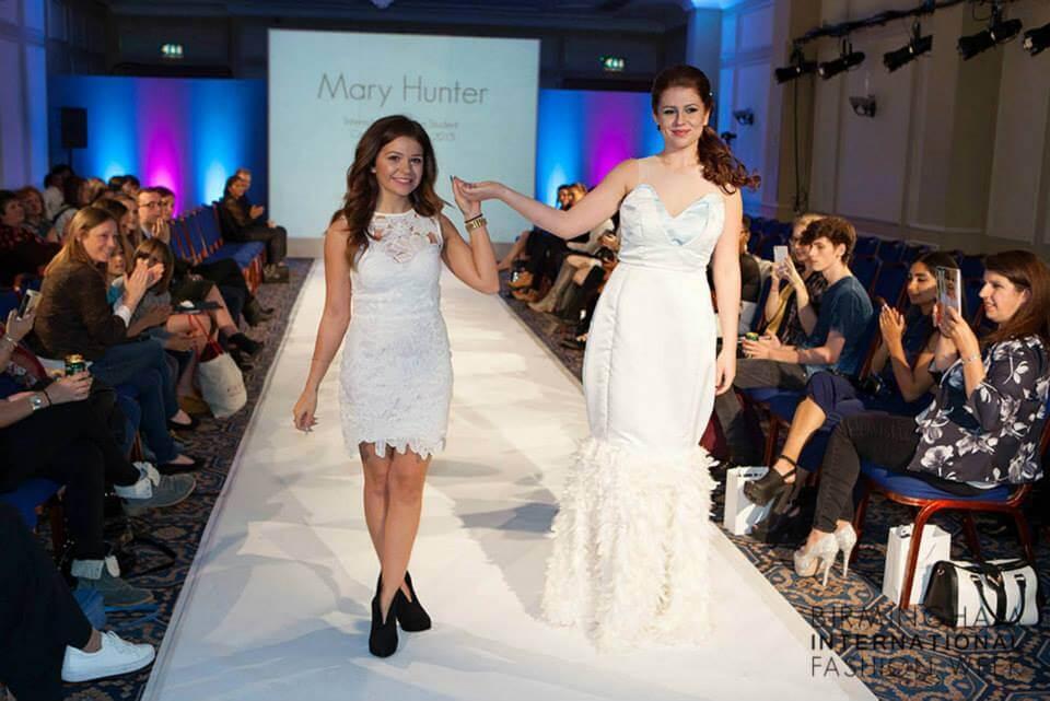 Mary Hunter Fashion Designer Birmingham